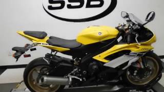 9. 2016 Yamaha YZF-R6 60th Anniversay– used motorcycles  for sale– Eden Prairie, MN