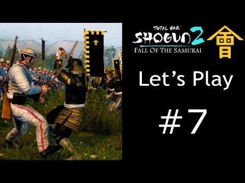 "Let's Play: Shogun 2: FOTS - Aizu Campaign (Legendary) - Part 7: ""Taking Ugo"""