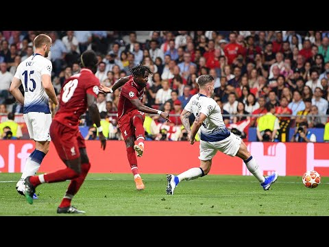 Video: Origi's Champions League final goal RAW | Every angle of the Spurs strike in Madrid