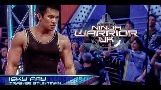 My Ninja warrior Run for stage 1 and semifinals stage on Ninja Warrior UK