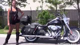 7. Used 2013 Harley Davidson Road King Classic Motorcycles for sale