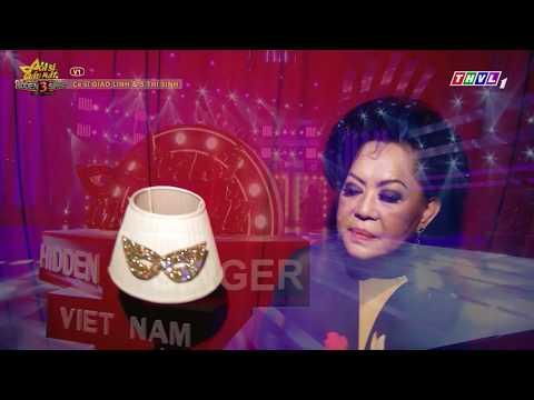 Ca sĩ giấu mặt Giao Linh mùa 3 tập 7 Full Danh ca Giao Linh