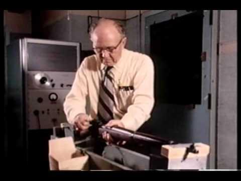 Dr. Edgerton and his strobelight (видео)