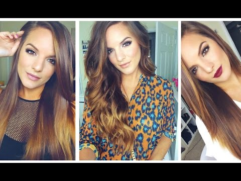 How I Lightened / Highlighted My Hair @ Home | Casey Holmes