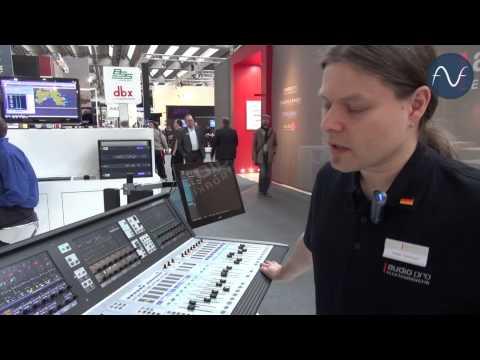 [Musikmesse] Soundcraft Vi3000
