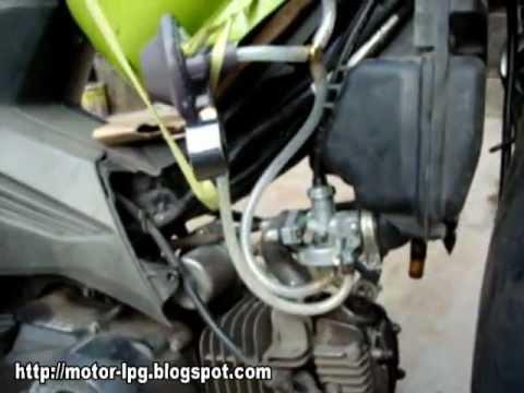 Konverter Kit LPG untuk Mesin Pompa Air atau Genset 5