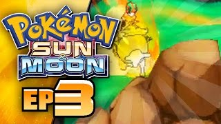 HOW TO RIDE POKEMON!! - Pokemon Sun and Moon: Special Demo Edition (Episode 3) by Tyranitar Tube