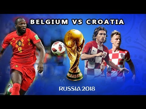 Croatia VS Belgiam World Cup Match 2018|Football Games For Free|Football Games To Play