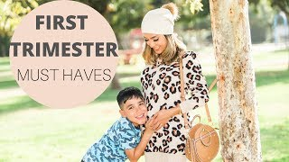 First Trimester MUST-HAVES / Survival Kit by Dulce Candy