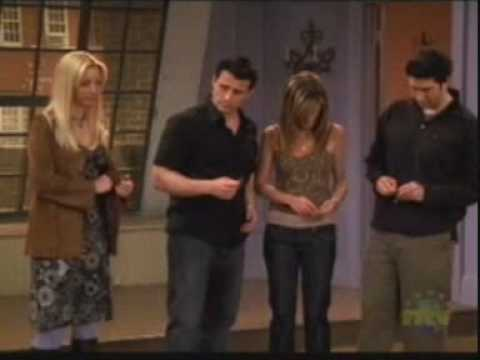 Friends en français - Friends Final Scene
