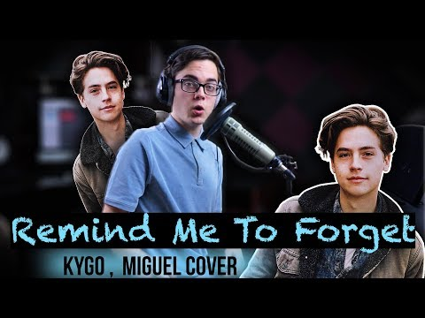 Remind Me To Forget - Kygo, Miguel Cover | Live Sessions