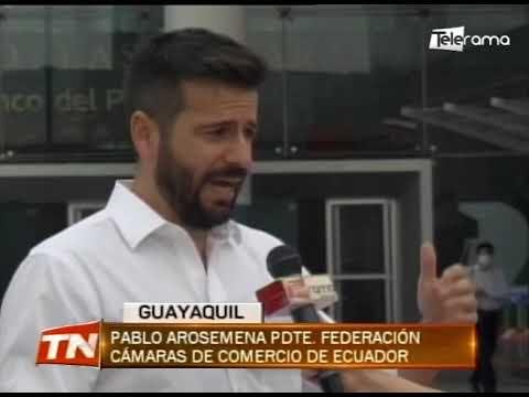 Pequeñas y medianas empresas se reactivan en Guayaquil