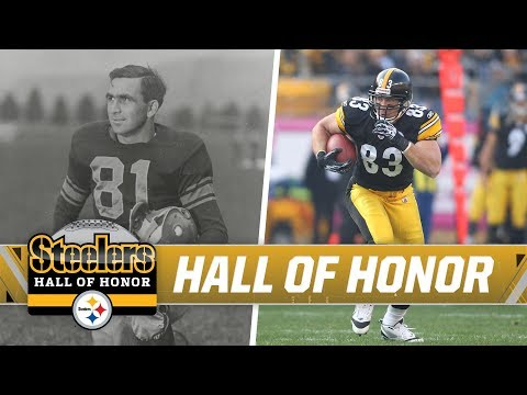 Making a case for Elbie Nickel & Heath Miller | Steelers Hall of Honor Podcast