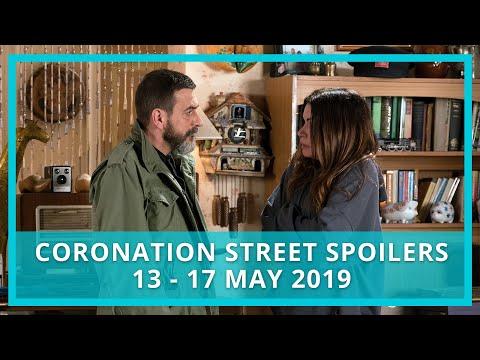 Coronation Street (Corrie) spoilers: 13 - 17 May 2019