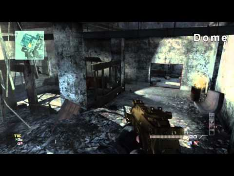 MW3 Hiding Spots For Infection (Seatown, Dome and Akaden)