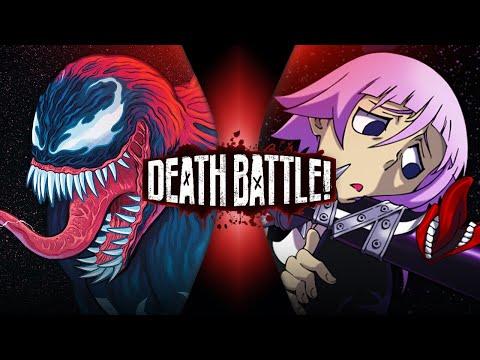 Venom VS Crona (Marvel VS Soul Eater) | DEATH BATTLE!