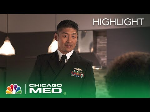 Choi Comes Home Early and Proposes to April - Chicago Med