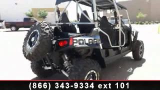 6. 2010 Polaris Ranger RZR 4 Robbie Gordon Edition - RideNow P