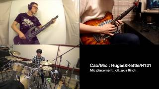 "DIRTYROOM SOUNDS OF ECHO CAB PACK Vol.3 demo song ""Sadistic Kitchen"""