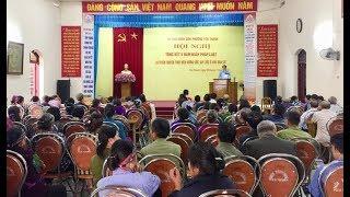 Phường Yên Thanh: Tổng kết 5 năm Ngày pháp luật Việt Nam