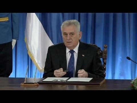 Σερβία: Πρόωρες εκλογές στις 24 Απριλίου