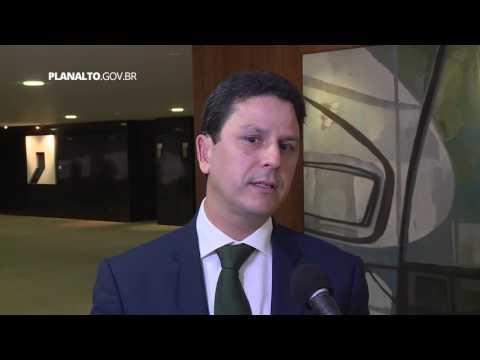 Ministro Bruno Araújo fala sobre novo programa social voltado para melhoria da qualidade de moradias