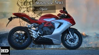 8. Hot News !! 2017 MV Agusta F4 RR Features Exclusive Edition  Spec & Price