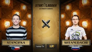 StanCifka vs ShtanUdachi, game 1