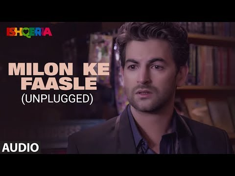 Milon Ke Faasle - Unplugged Full Audio | Richa Cha