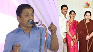 Video Jayalalitha adviced Karthi against love marriage : Sivakumar Speech | Nadigar Sangam Meeting MP3, 3GP, MP4, WEBM, AVI, FLV Oktober 2018