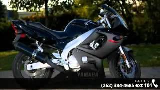 9. 2006 Yamaha YZF 600R  - Action Power Sports - Waukesha, W...