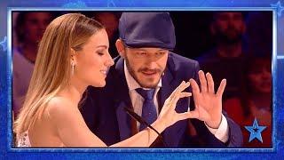 Video Este MAGO logra HIPNOTIZAR a Edurne en DIRECTO   Semifinal 1   Got Talent España 2019 MP3, 3GP, MP4, WEBM, AVI, FLV Mei 2019