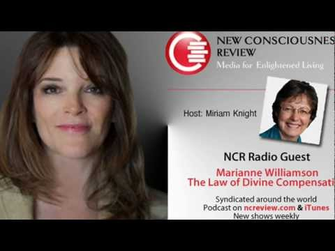 The Law of Divine Compensation with Marianne Williamson