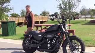 1. Used 2011 Harley Davidson Sportster Iron 883 Motorcycles for sale