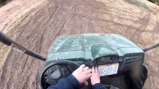 6. Yamaha Rhino 660 2007 riding