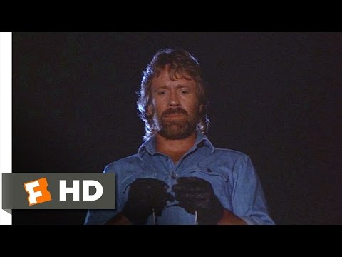 Invasion U.S.A. (7/12) Movie CLIP - Didn't Work Huh? (1985) HD