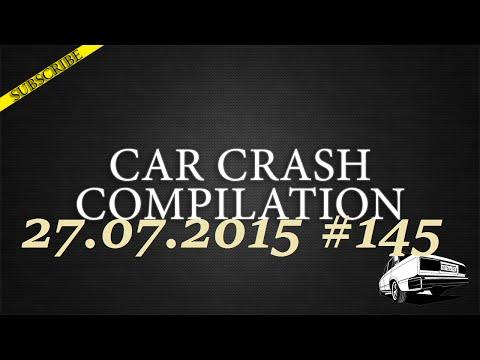 Car crash compilation #145 | Подборка аварий 27.07.2015