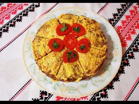 Рецепт печонкового торта з фото