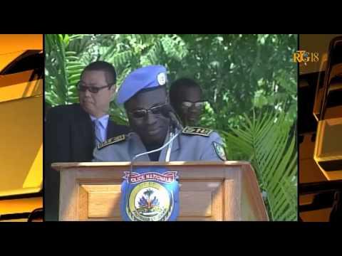 Haïti / sécurité .- Brigade d'Opération d'Intervention Départementale (BOID)