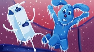 Gmod Freeze Tag Funny Moments - Trampoline Freeze Fails!