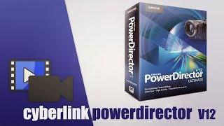 شرح إضافة شعارك الخاص على الفيديو برنامج Cyperlink PowerDirector