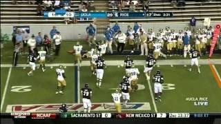 Anthony Barr vs Rice (2012)