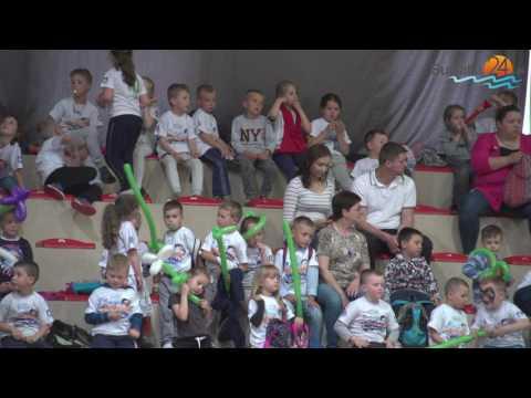 Suwałki. XI Mistrzostwa Przedszkolaków w Piłce Nożnej