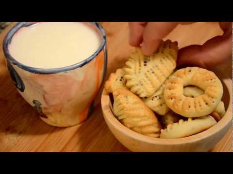 organic dates fruit Cookies - old style Middle Eastern Cookies , with my mother (видео)