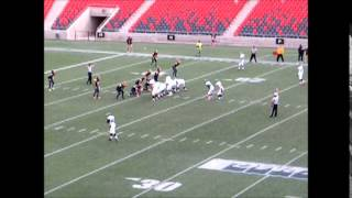 Liban Musse (DB) Class of 2016 - 2014 Highlight Video