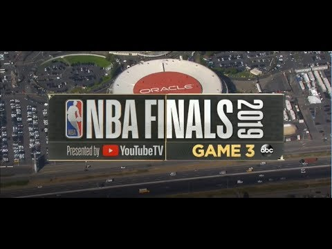2019 NBA Finals | Toronto Raptors vs Golden State Warriors Game 3 ESPN on ABC Intro