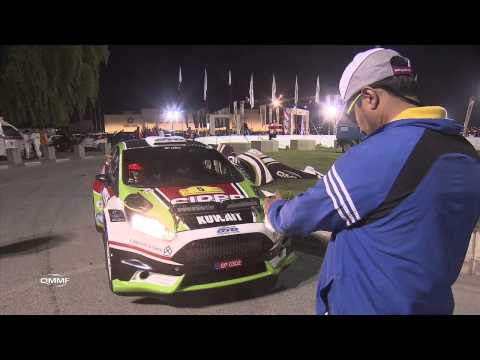 qatar international rally sss super special stage 2014