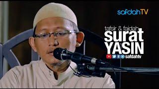 Video Kajian Ilmiah: Faidah Surat Yasin - Ustadz Badru Salam, Lc MP3, 3GP, MP4, WEBM, AVI, FLV Maret 2019