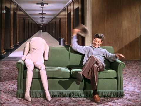 "1080p HD ""Make 'Em Laugh"" ~ Singin' in the Rain (1952)"
