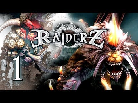 RaiderZ : #1 – Découverte | Gameplay FR Let's Play